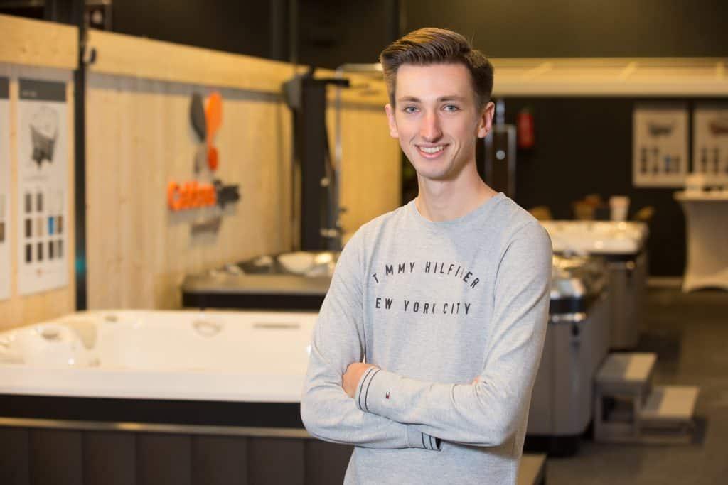 Lorenzo Huisman van Rhodos Wellness - Rhodos.nl