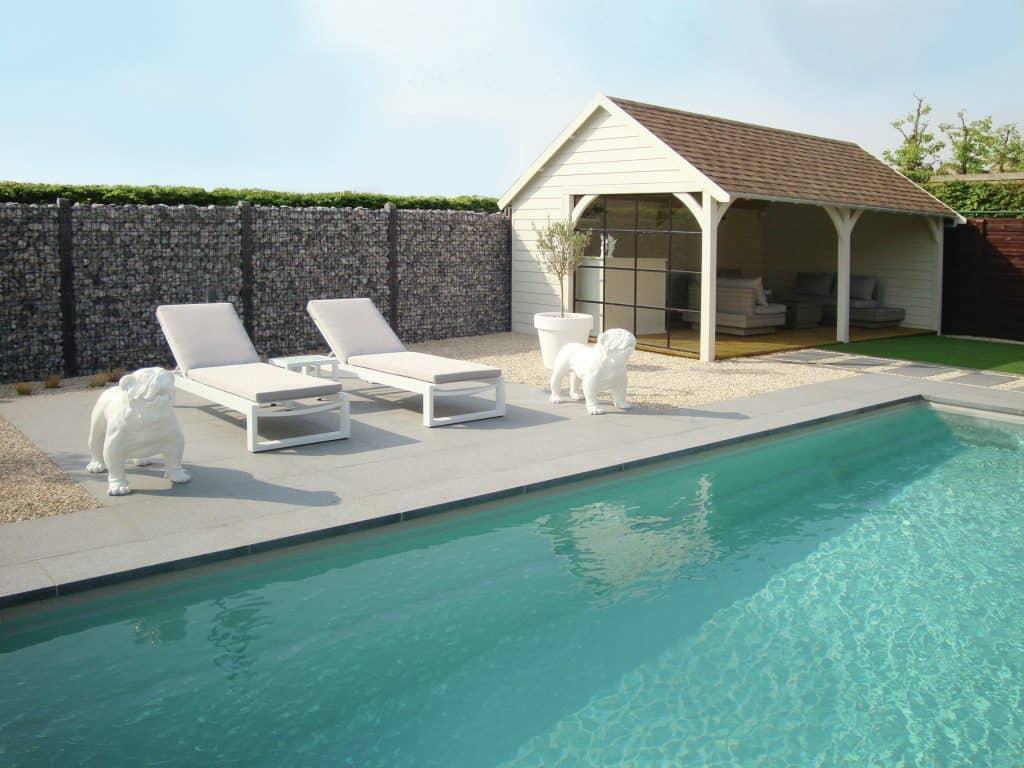 Infinit'eau zwembad in de tuin? Rhodos.nl