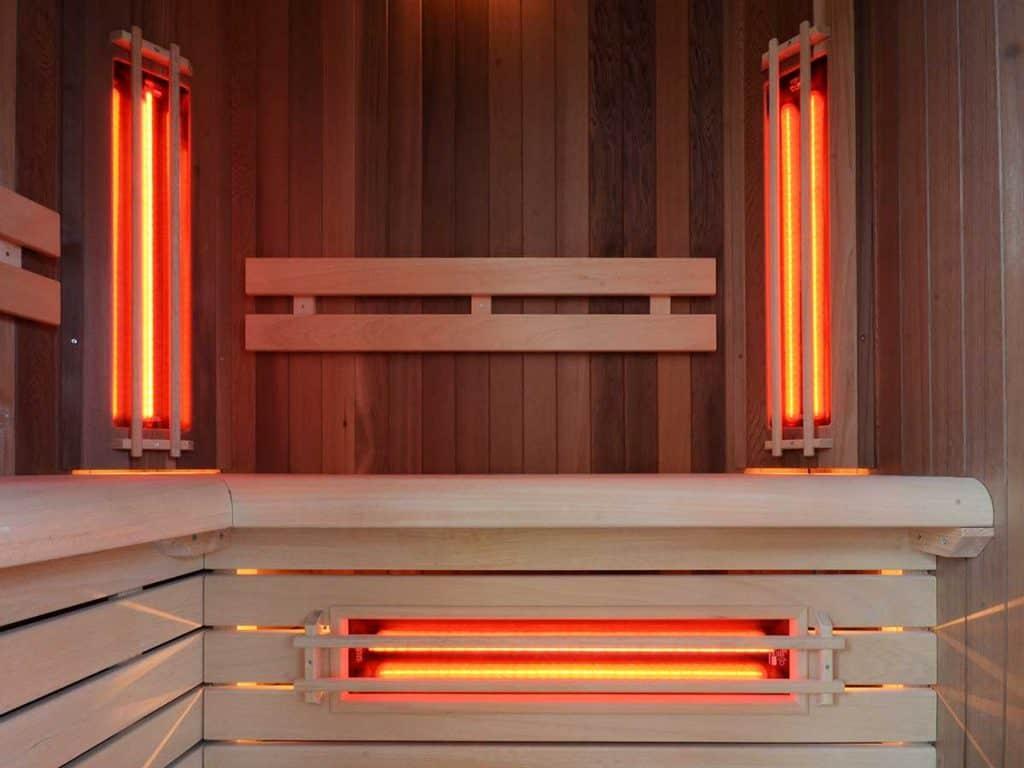 Direct Heat infraroodcabine van Rhodos - Rhodos.nl