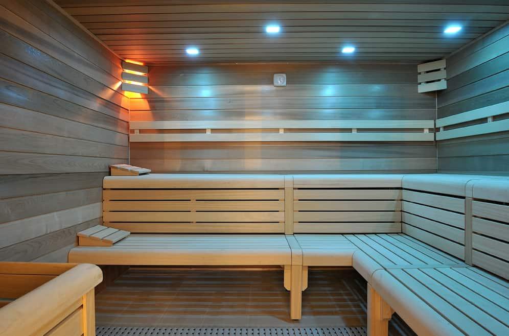 Finse sauna van Rhodos - Rhodos.nl
