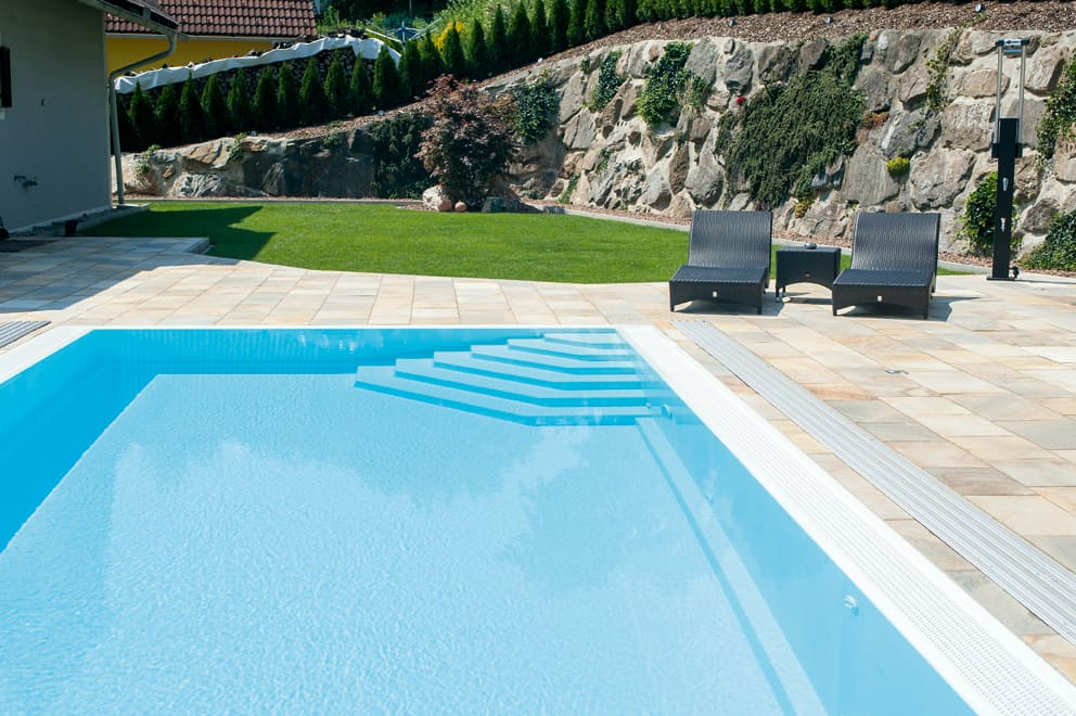 Polyester zwembad kopen bij de specialist - Rhodos.nl