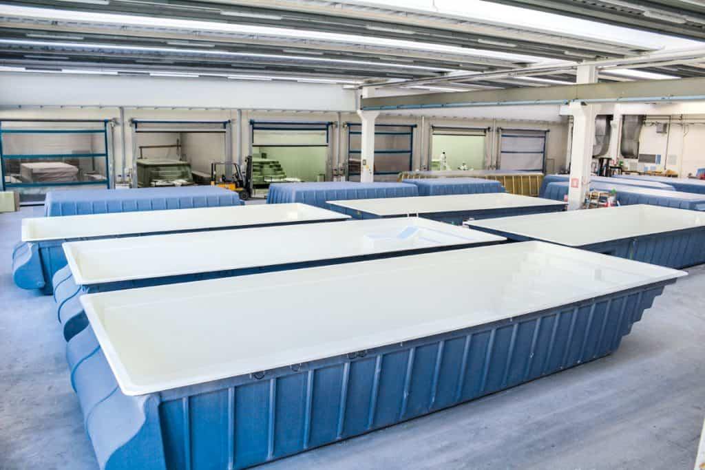 Polyfaser zwembad eindcontrole - Rhodos.nl