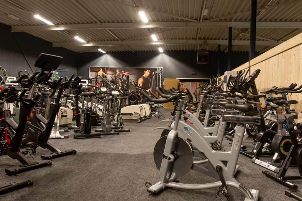 Uitgebreid assortiment fitnessapparaten - Rhodos.nl