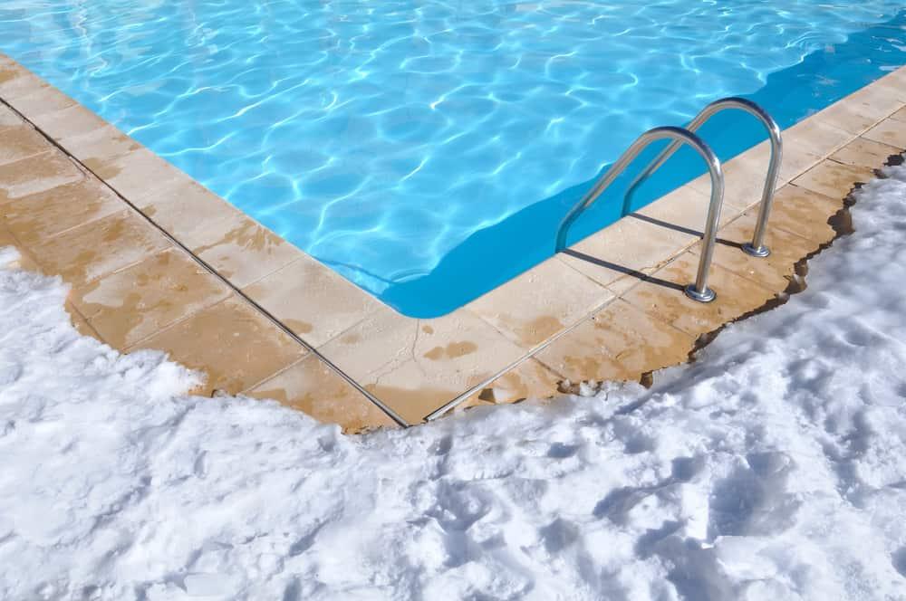 zwembad winterklaar