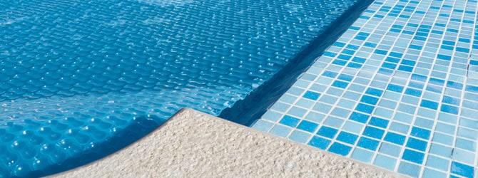 zwembad zomerafdekking