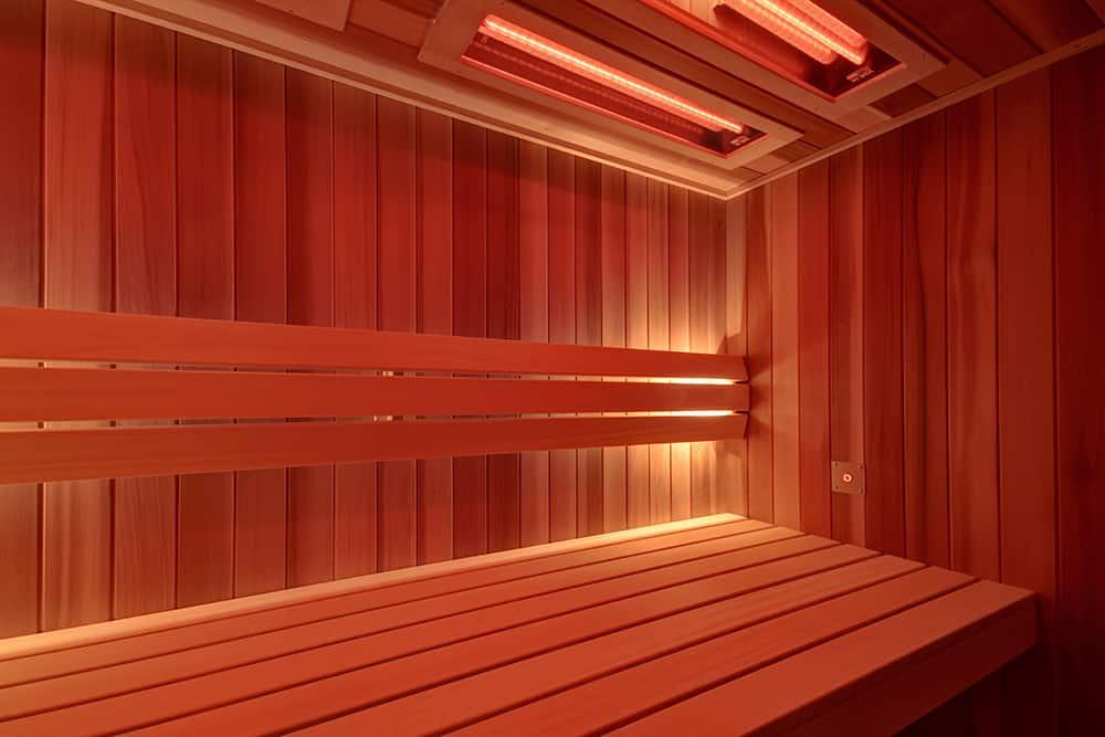 Combi sauna kopen bij Rhodos - Rhodos.nl