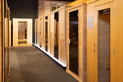 Infraroodcabines in onze winkel testen - Rhodos.nl
